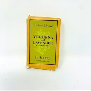 🟡 Crabtree and Evelyn Bath Soap